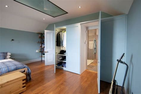 fitted wardrobes   secret door
