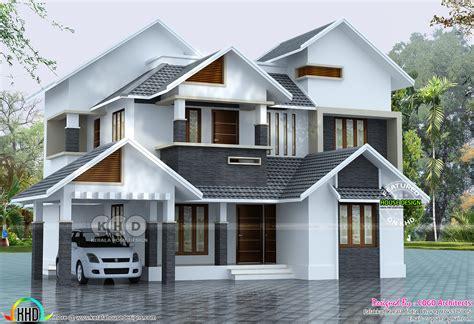 New House Plans Kerala 2017 Escortsea