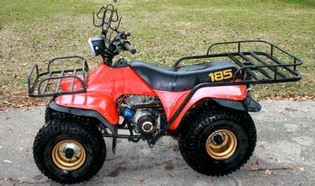 Suzuki Four Wheeler For Sale by 1996 Suzuki 185 Runner Atv Four Wheeler For Sale In