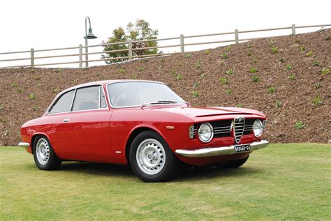 1966 Alfa Romeo Giulia  Information And Photos Momentcar