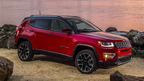 jeep compass 2017 grey 2017 jeep compass review caradvice