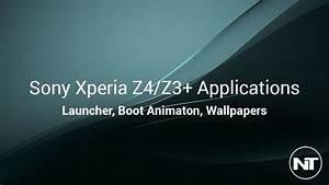 Download Sony Xperia Z4 & Z3+ Launcher APK, Ringtones ...