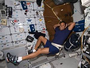 Astronauts Exercise in Space (page 4) - Pics about space