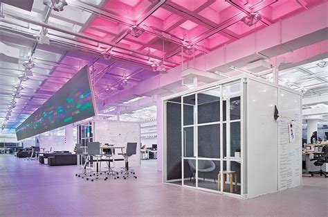 R/GA Office New York by Foster   Partners and Tillotson