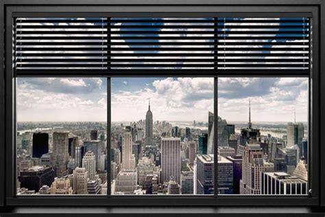 but canapé convertible poster fenêtre vue sur york