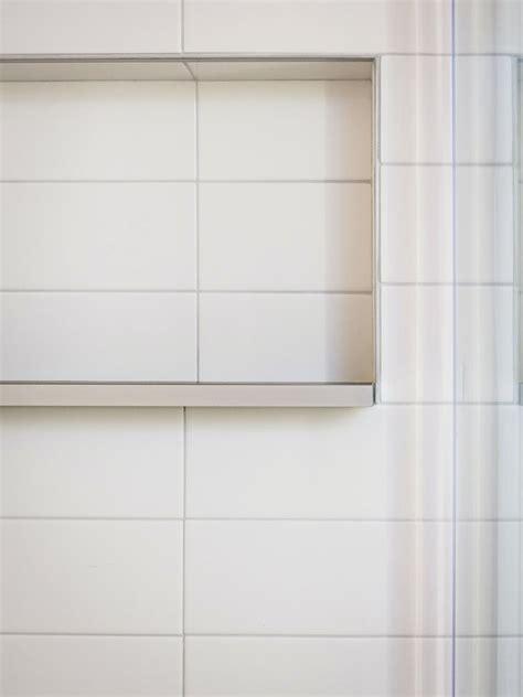 subway tile daltile  platinum colored grout