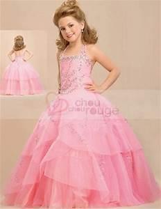 Robe de princesse pour petite fille mariage for Petites robes pas chères