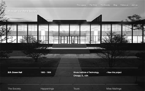 Best Architectural Website by The Most Beautiful Architecture Website News