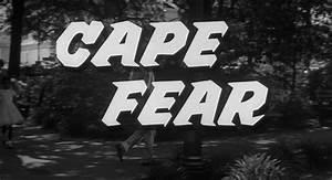 Cape Fear Blu-ray Gregory Peck
