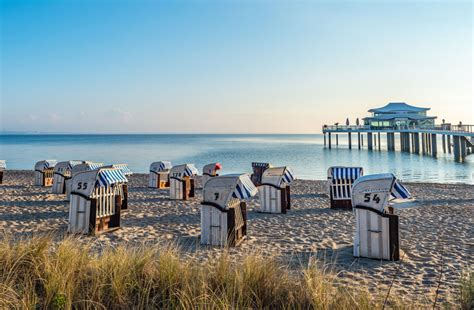 timmendorfer strand ostsee strand infos auf ostseemietede