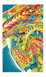 4K Psychedelic Wallpapers (71+ images)