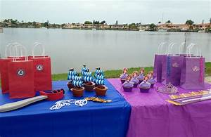 Princess and Pirate Party with Disney Junior Familia