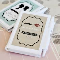 cheap personalized wedding favors vintage wedding personalized notebook favors personalized notebook favors personalized