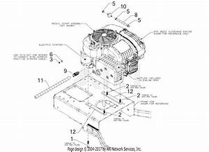 Mtd 12ae76m8897 Sp33hw  2017  Parts Diagram For Engine Accessories