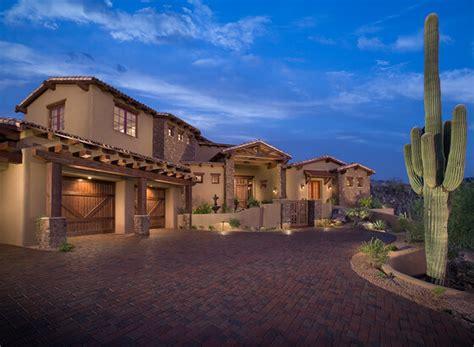 Rustic Southwest Ranch Architecture  Eagles Nest Living