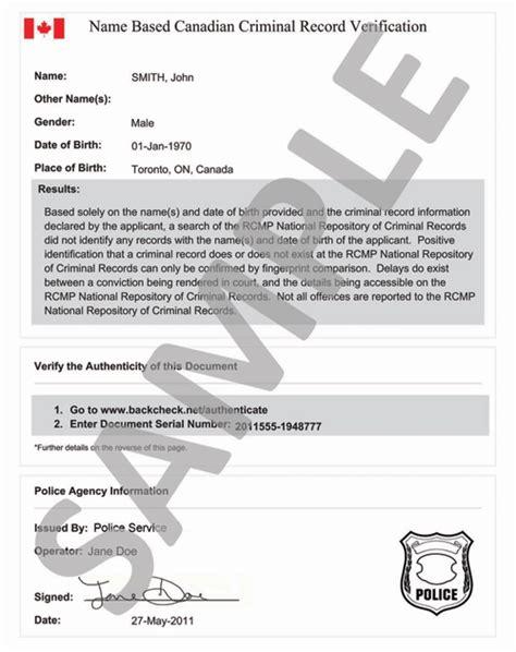 Check Criminal History Records What Does A Criminal Record Checks Curlon