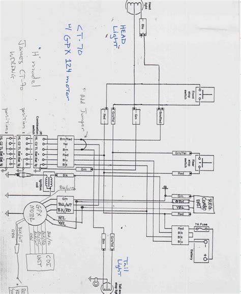 hensim 70cc atv wiring diagram wiring diagram database