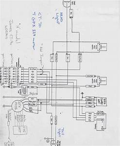Wiring Diagram Chinese Mini Bike Chopper