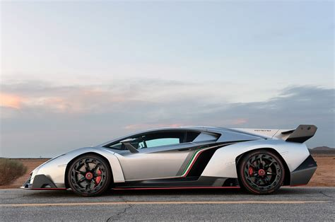 Lamborghini Veneno Goes Up For Sale But Only 56m