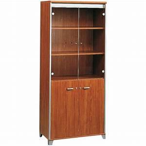 Armoire De Rangement Bureau : armoire de bureau vitree ~ Melissatoandfro.com Idées de Décoration