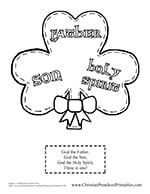 For boys and girls, kids and adults, teenagers and toddlers, preschoolers and older kids at school. St. Patrick's Day Bible Printables - Christian Preschool ...