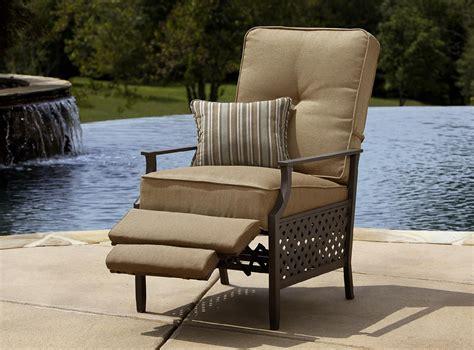 la  boy outdoor kennedy recliner outdoor living patio