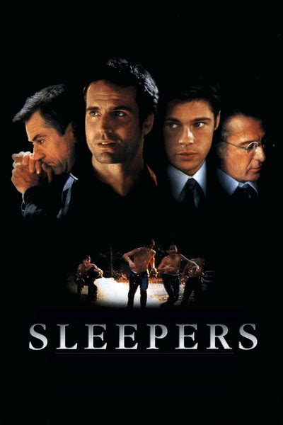 Sleepers Poster sleepers review summary 1996 roger ebert