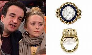6 celebs with amazing antique engagement rings brilliant With mary kate wedding ring