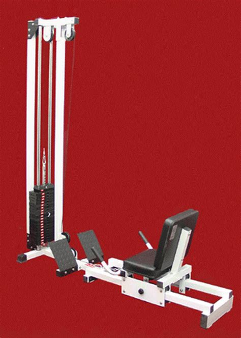 leg press horizontal tds weight lb stack lbs machines bench solid vertical guide heavy cable select extension rods presses