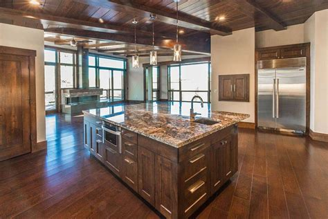 pictures of glass tile backsplash in kitchen 53 high end contemporary kitchen designs with