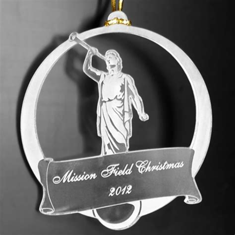 custom lds missionary christmas ornaments naag tag