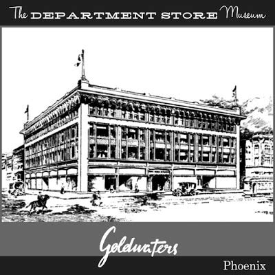 department store museum  goldwater sons phoenix