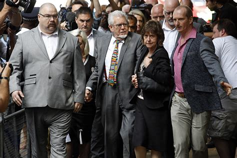 Rolf Harris Sentenced Five Years Prison Hello