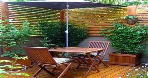 chambre froide pas cher 7 déco terrasses aménagées avec de la verdure