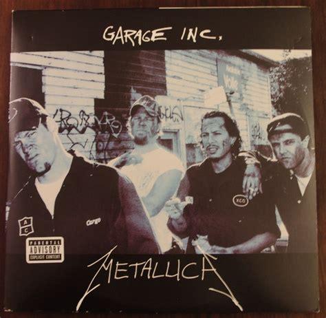 Garage Inc by Metallica Garage Inc Vinyl Lp Compilation Discogs