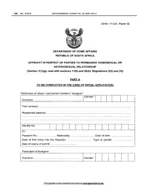 Department of home affairs download application forms
