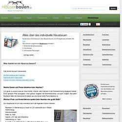 Was Kostet Ein Hausplan : haus bauen pearltrees ~ Michelbontemps.com Haus und Dekorationen