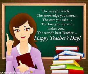 Best 25 Teachers day card ideas on Pinterest