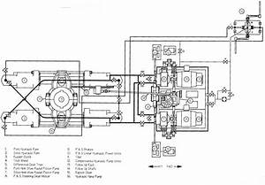 Tsps Engineering Manual  U2013 Hydraulic System Diagram