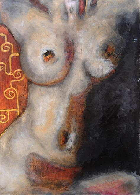 female form painting by angela moore