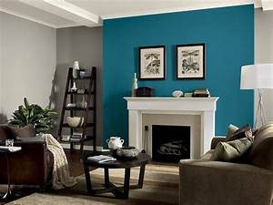 15, The, Best, Wall, Accents, Colors, For, Living, Room