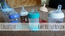 Breastfeeding Baby Bottle Review // Momma Alia - YouTube