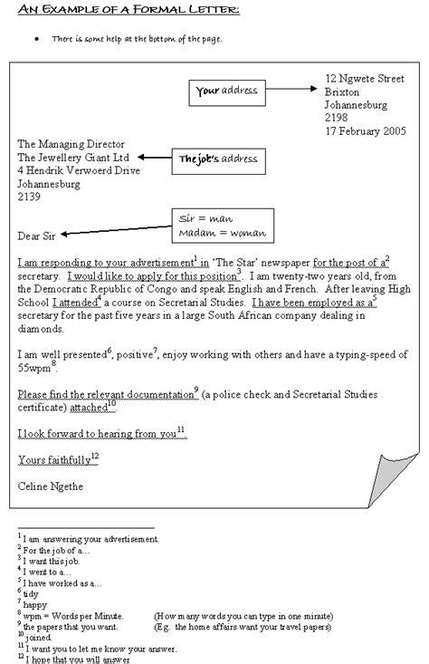 how to end a formal letter ending a formal letter of request formal letter format