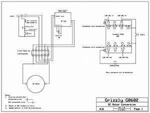 Treadmill Wiring Diagram