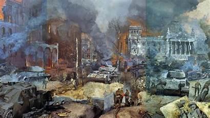 War Artwork Ii Ww2 Wallpapers Backgrounds Wallpaperaccess