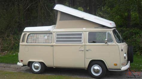 Volkswagen Type 2 Westfalia Camper Van