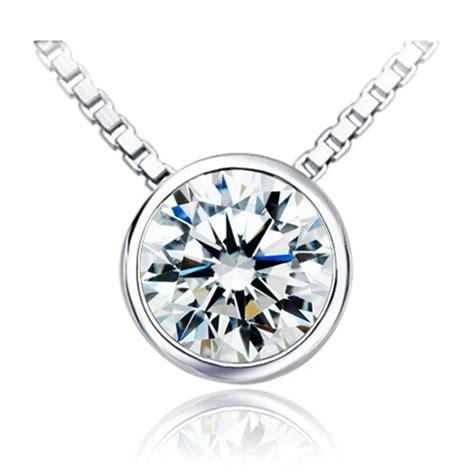 Excellent Brilliant Round 2ct Real Diamond Engagement