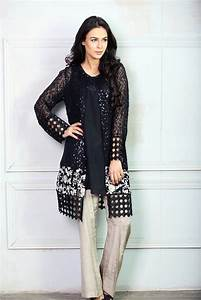 Winter Party Wear Dresses by Maria B Collection 2017-2018 - HijabiWorld