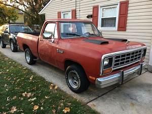 1985 Dodge Ram D150