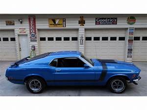 1970 MUSTANG FASTBACK BOSS REPLICA 351 ENGINE - Muscle Car